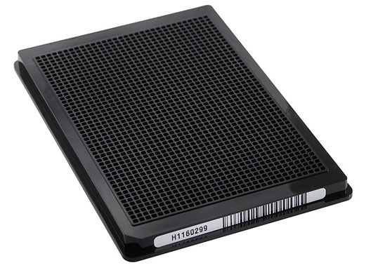 Aurora Microplates for High Throughput Screening and Live Cell Imaging